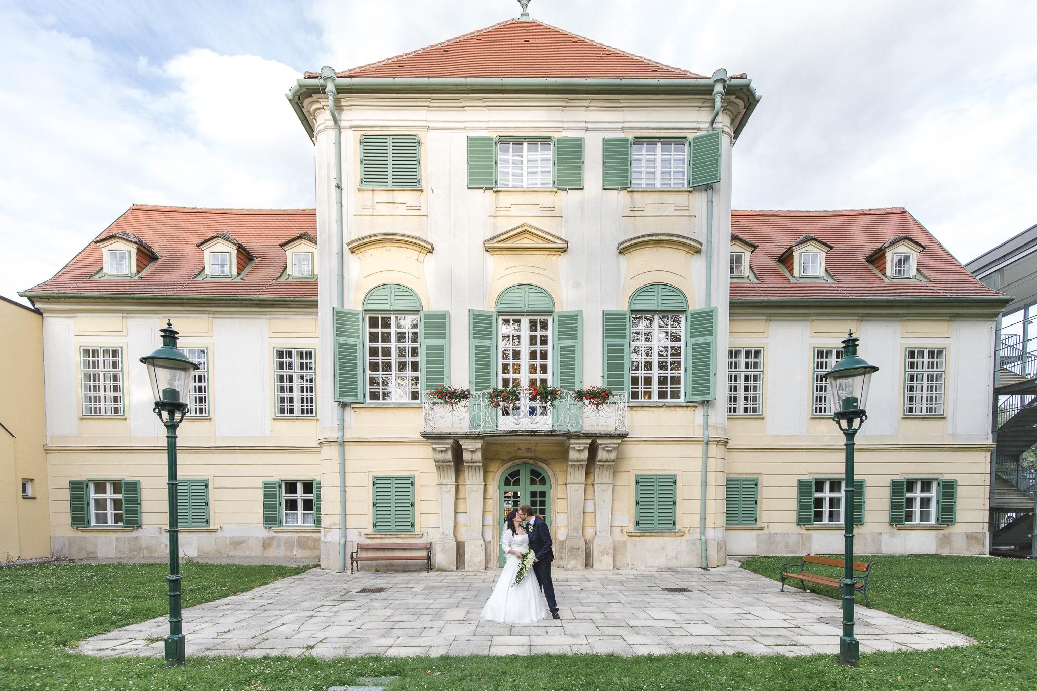 Hochzeit - Schloss Hunyadi