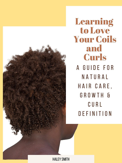 E-Book- Learning to Love your Coils and Curls