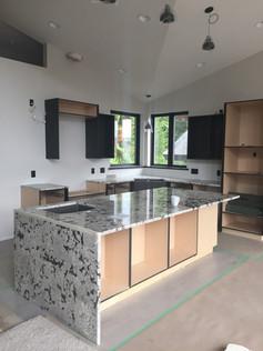 Main Floor Kitchen Progress