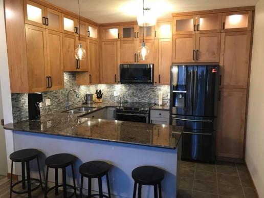 After: Kitchen Reno