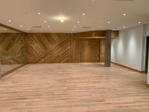 Studio Space Complete