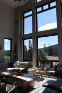 Living Room Window Wall