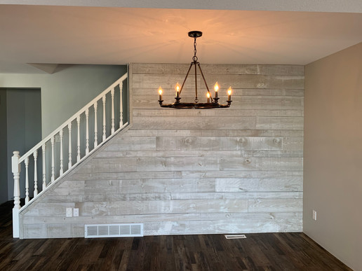 After Feature Wall