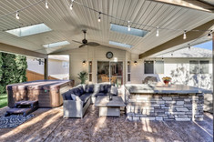 2019 Key Stone Award- Best Outdoor Living Space