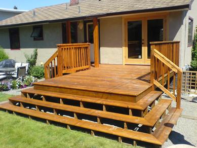 Finish Deck