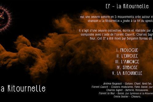 """EP """"La Ritournelle"""" (oeuvre en 5 mouvements)"""