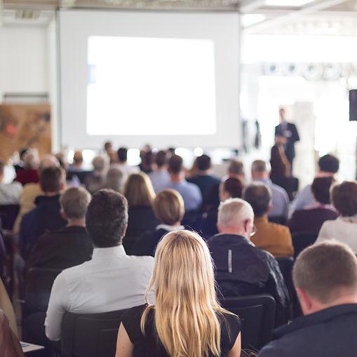 audiovisuella konferensen