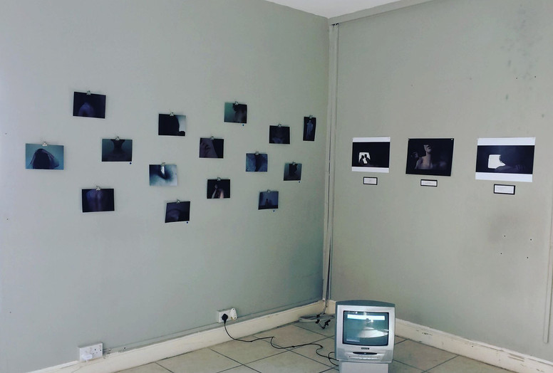 Absence, Solo Show, 2018