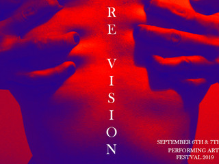 RE-VISION Performing Arts Festival