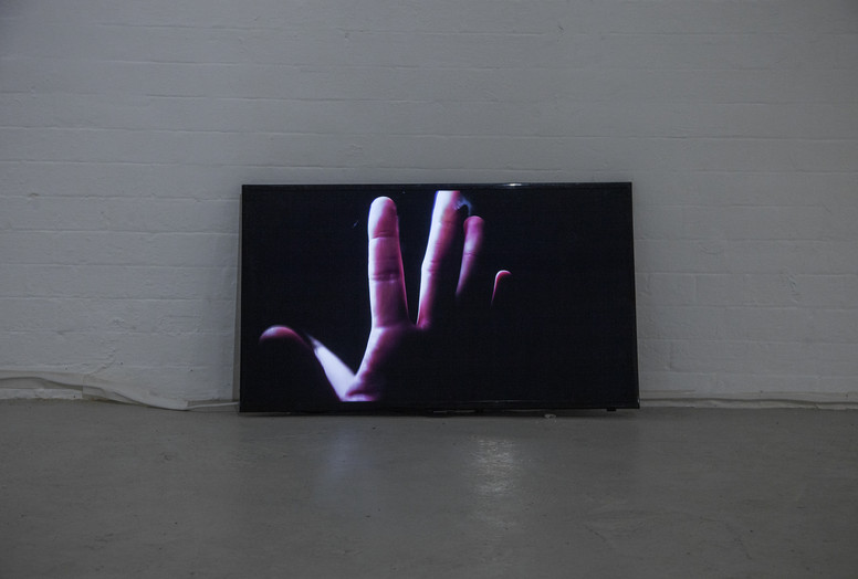 Loved To Death, Installation, 2020