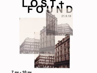 Lost + Found, Galway Arts Centre