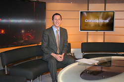 On the Granada Reports set in Studio