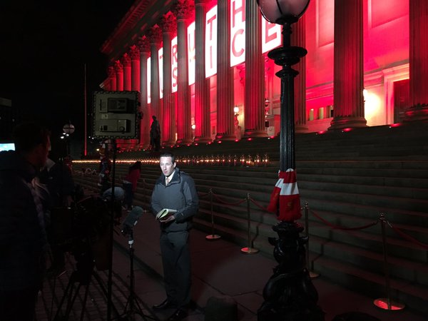 Hillsborough verdicts night