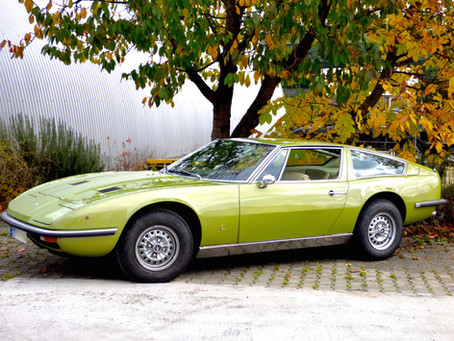 Maserati 4700 Indy