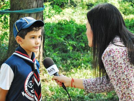 Entrevista com o Grupo Escoteiro Érico Veríssimo