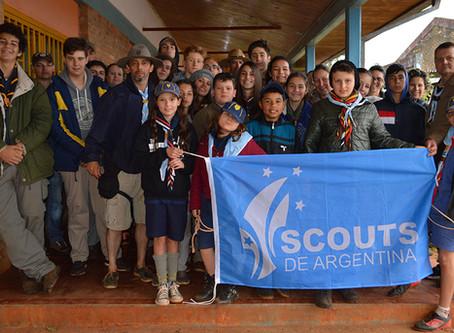 Grupo Escoteiro Ijuí participa de Encontro Internacional