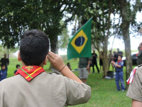 Grupo Escoteiro Maragatos celebra cedência de área pela prefeitura