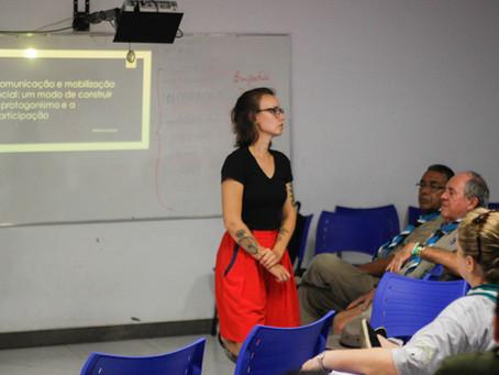 Oficina de Comunicação aborda temática da comunicação não violenta