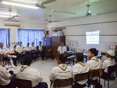 Escoteiros do Mar debatem crescimento da modalidade no Rio Grande do Sul