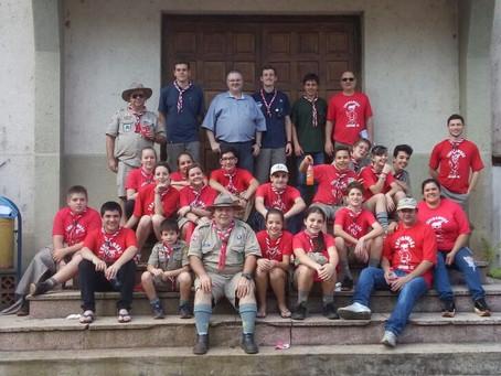 Grupo Tupinambás participa da Romaria de Marcelino Ramos
