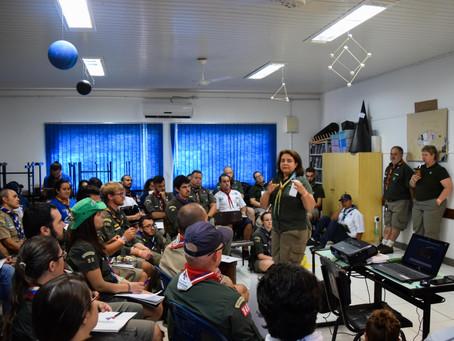 Reuniões de Ramos marcam o início do planejamento de atividades em 2017
