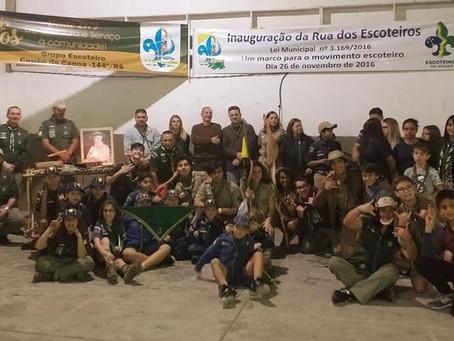 Aniversário do Grupo Escoteiro Capão da Canoa