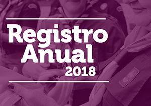 Registro Anual 2018