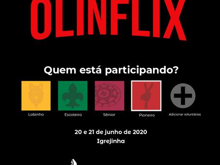 Olinflix | Inscrições Abertas