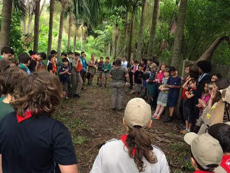 Escoteriade do 9º Distrito em São Leopoldo