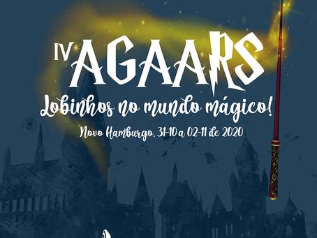 AGAARS 2020 | Lobinhos no mundo mágico!