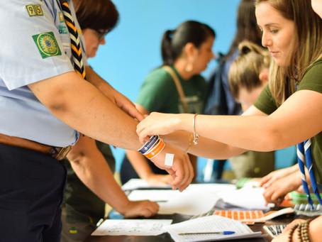 Congresso Regional Escoteiro irá reunir 700 participantes em Três Coroas