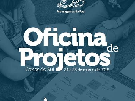 Oficina de Projetos em Caxias do Sul