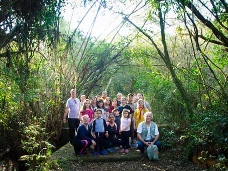 Dia do Amigo e Um Dia no Parque Grupo Escoteiro João de Barro