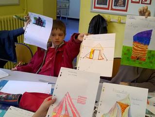 Ateliers d 'ecriture. Ecole st Vincent.Arles