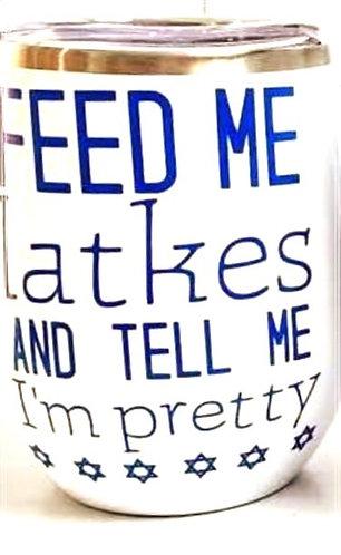 Feed me latkes