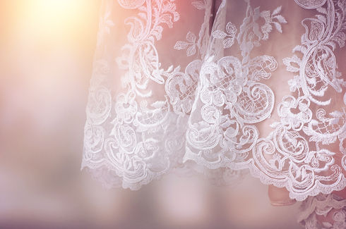 bridesmaid dress lace