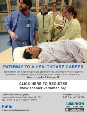 Pathway to a Healthcare Career