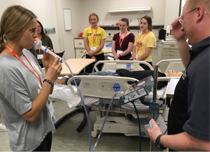 La Crosse Health Careers Camp 2019