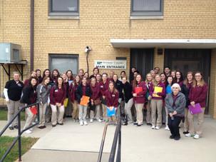 Rural Health Tour: Viterbo Nursing Students