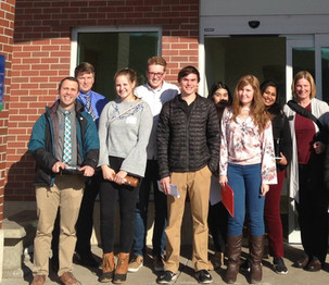 Rural Health Experience: UW-L Pre-Health Students