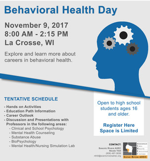 Behavioral Health Exploration Day