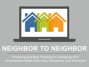 Neighbor to Neighbor HPV Webinar Series
