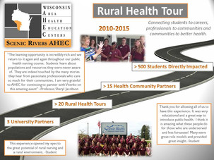 Scenic Rivers AHEC Receives National Award for Rural Health Tours