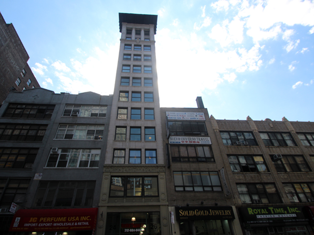 24 West 30th St.