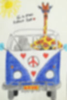 SoulfulGiraffe_Go in Peace&Share Love.jp