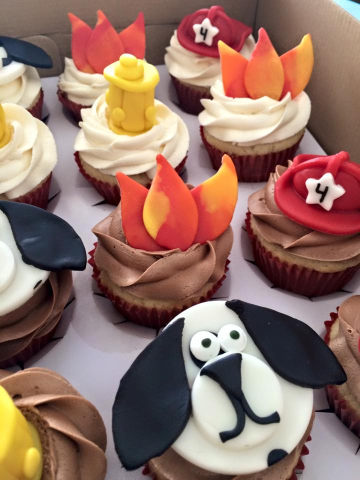 Firehouse Cupcakes
