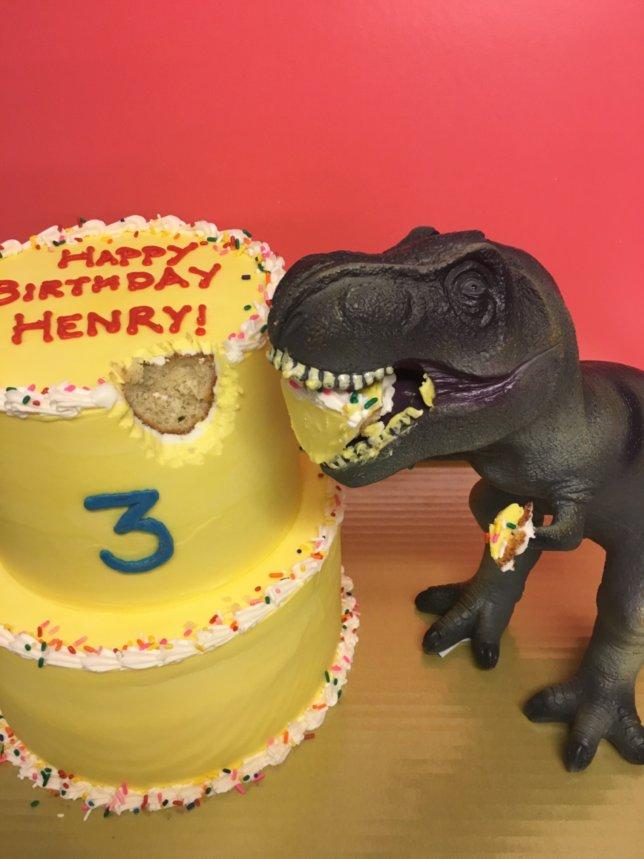 Henry's Dinosaur