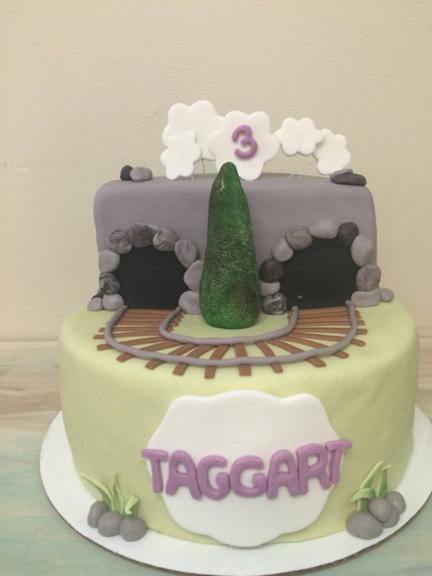 Taggart's Train
