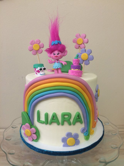 Rainbow for Liara
