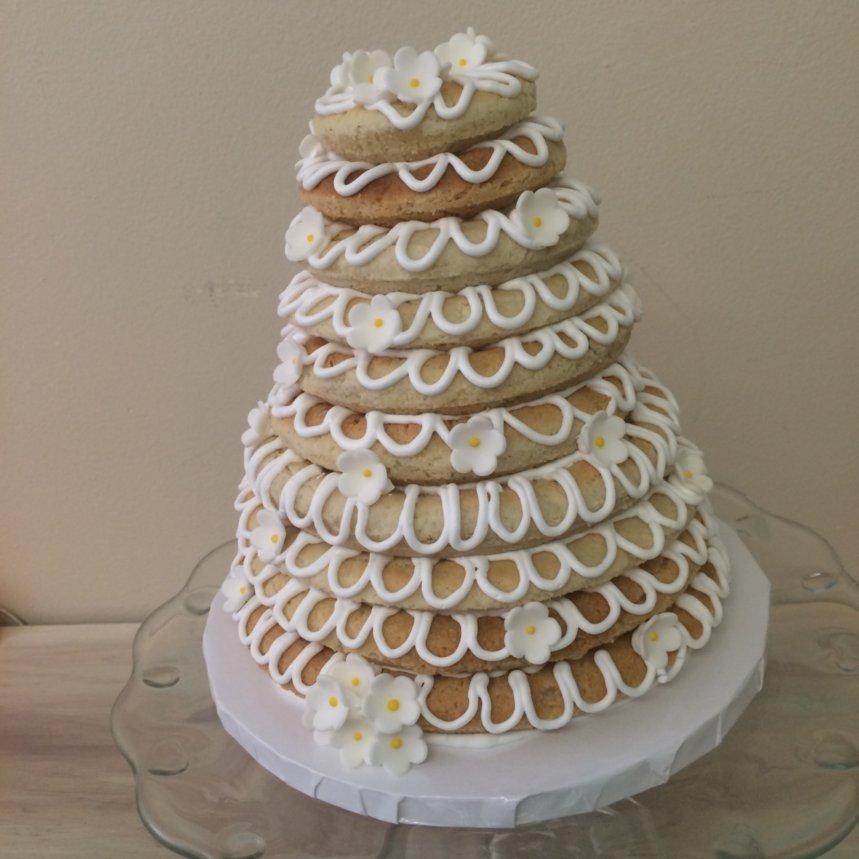 Norwegian Ring Cake